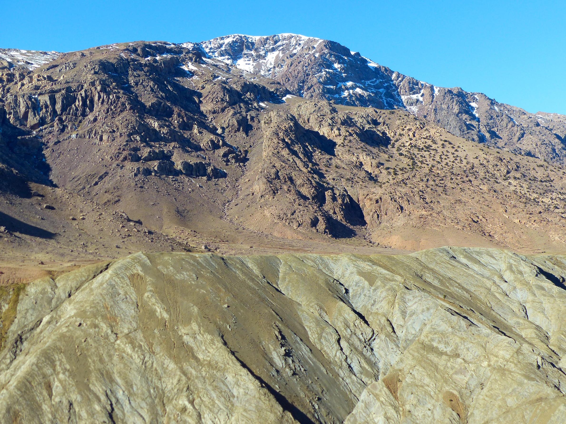 paysage de l'Atlas