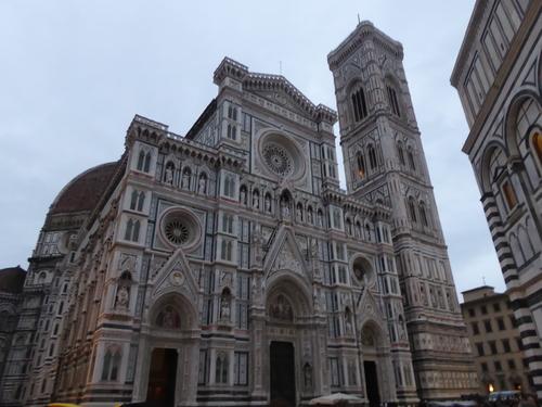 Retour à Portoferraio, Florence