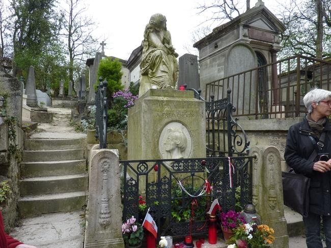 Paris - Le Père Lachaise