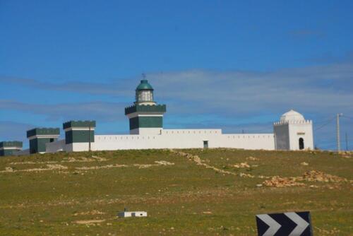 Le phare du cap Beddouza