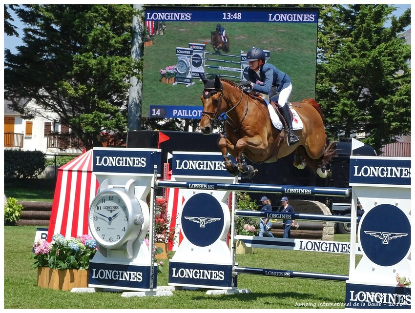 Jumping International de la Baule - mai 2016