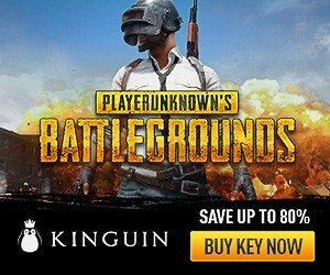 Kinguin PLAYERUNKNOWN'S BATTLEGROUNDS - 300x250