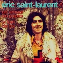 PRÉSENCE Erick Saint Laurent 45t