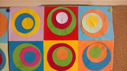 Kandinsky - les ronds