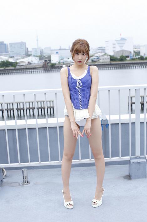 WEB Gravure : ( [WPB-net] - |Extra No.323| Hinako Sano : Cross )