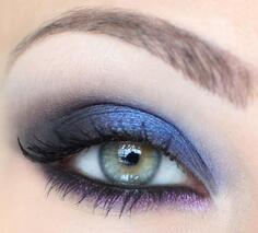 Conseil Morpho : Le maquillage d'un visage carré
