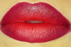 Conseil Morpho : Le maquillage d'un visage rond, lèvres ombrées
