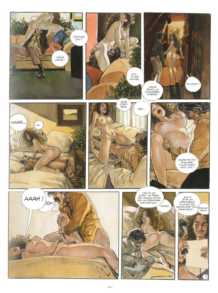 Playboy 2 @Proposition indécente