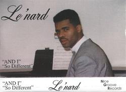 LE'NARD - SO RIGHT (1993)