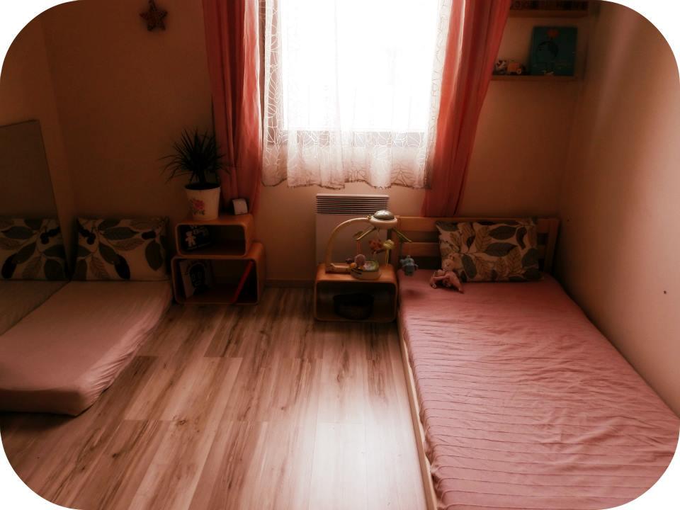 La chambre de notre derni re montessori etcie for Chambre montessori 6 ans