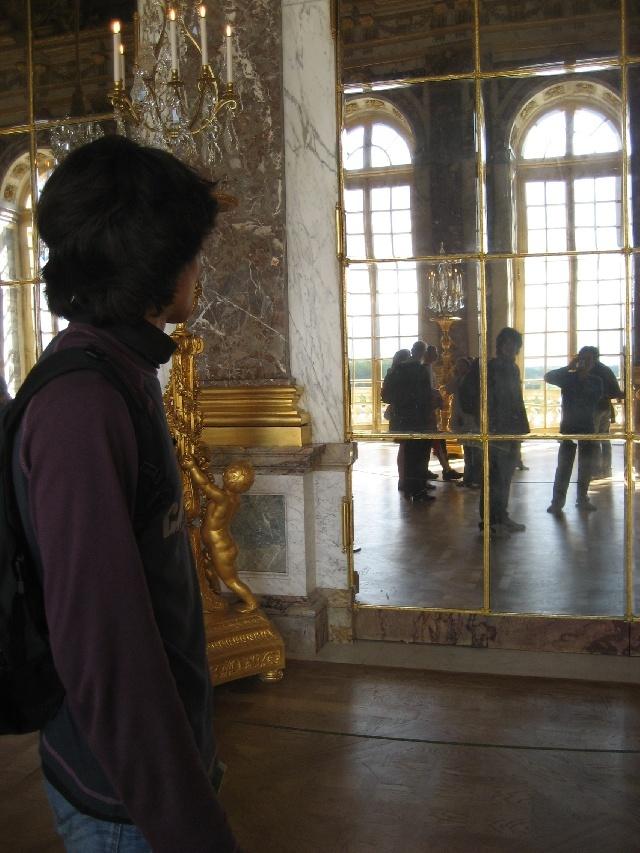 Miroir, mon beau miroir, qui est le plus beau ?