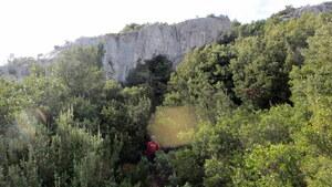 Tête du Douard et Gorges de la Petite Ste Baume