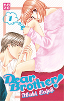 Lien vers la chronique de Dear Brother! T1 de Maji Enjoji