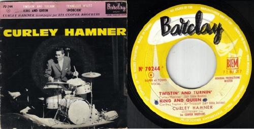 CURLEY HAMNER