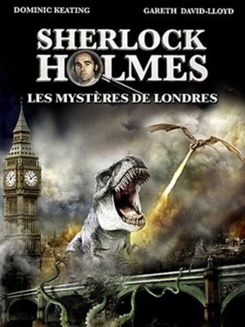 Sherlock holmes les mysteres de londres