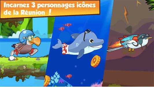 Run Island, le jeu vidéo pour découvrir l'île de La Réunion