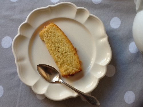 Cook et goute: tea time - cake à l'orange
