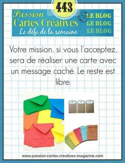 Passion Cartes Créatives #443