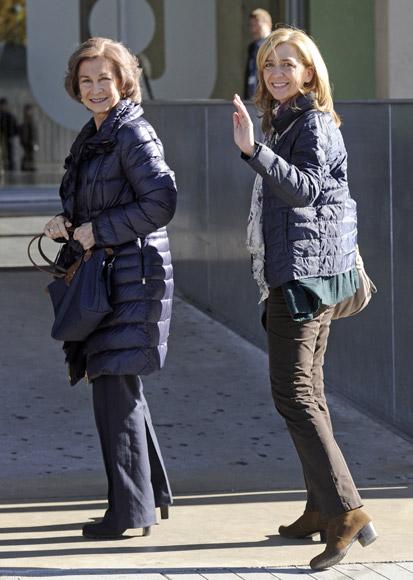 Sofia et Cristina