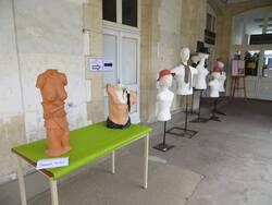 Portes ouvertes de l'atelier - exposition de monotypes - samedi 23 mai 2015