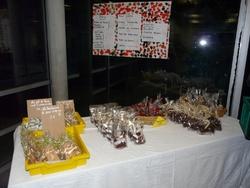 Biscuits et chocolats