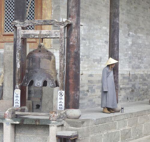 10 au 20 avril: de Wutai Shan à Shanghai