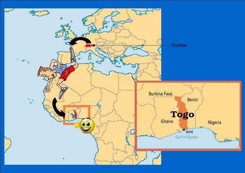 ♥ Afrique de l'Ouest, TOGO