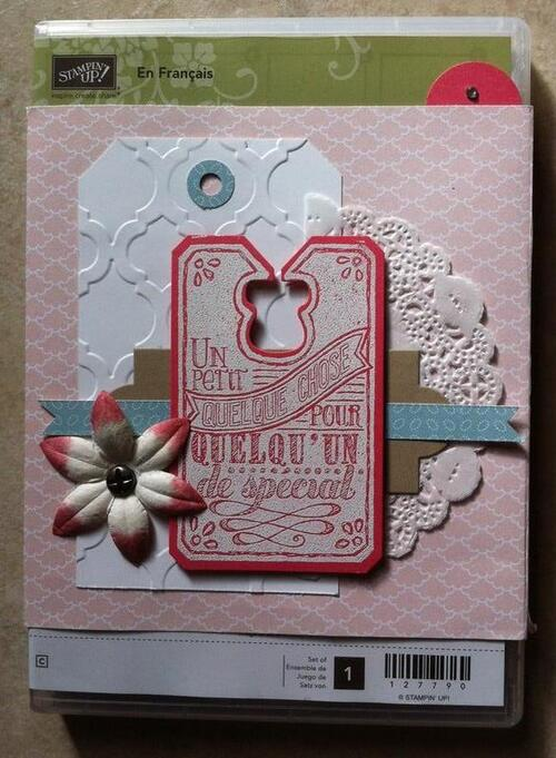 L'Aventure Stampin'Up