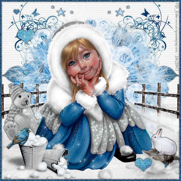 Journée d hiver