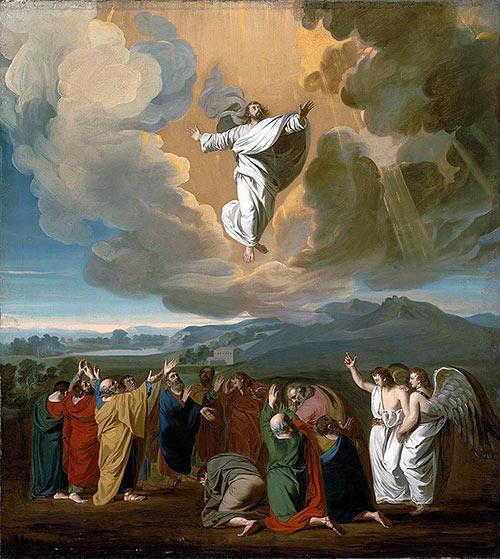 Homélie- Ascension du Seigneur - 13 mai 2018