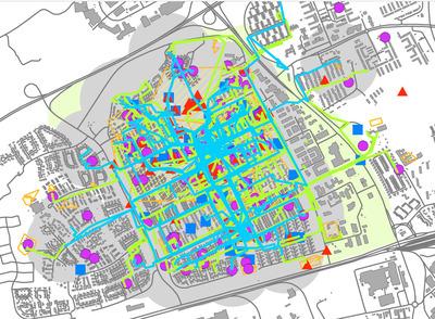 La cartographie sous SIG au service des enfants