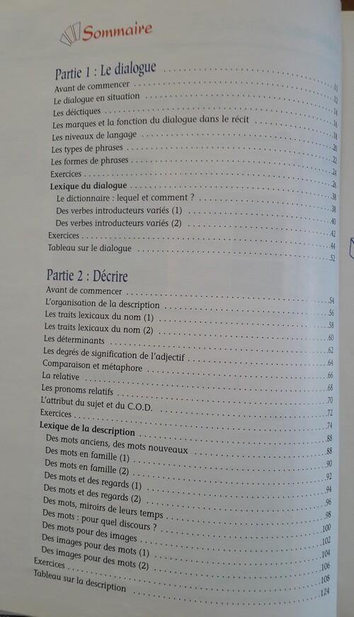 Grammaire pour lire et écrire 5è (Delagrave, 1997)
