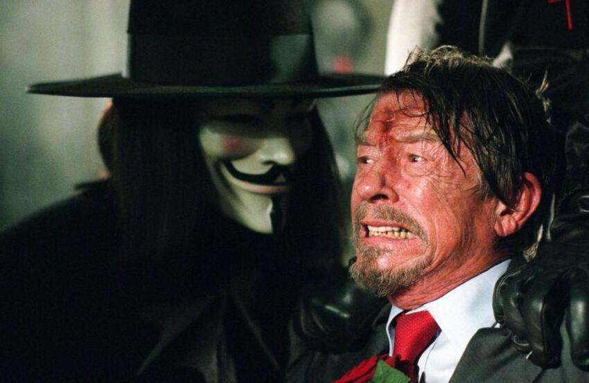 V pour Vendetta (2006)
