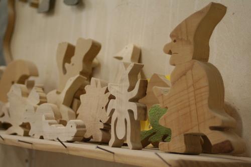Ateliers enfants Maison Bois Jouet