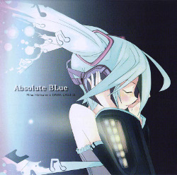 Hatsune Miku: Absolute Blue