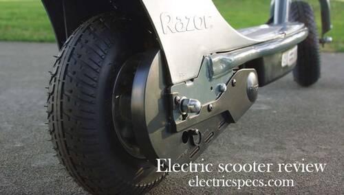 Trottinette Électrique Razor E300 - Test complet