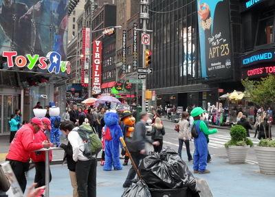 La vie sociale des petits espaces urbains (8) : la vie des Plazas (fin)