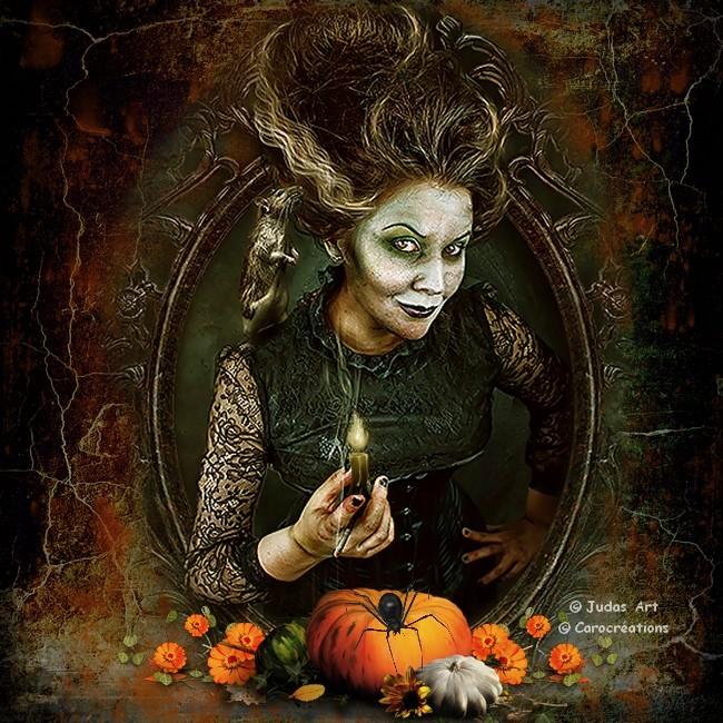 la veuve noire