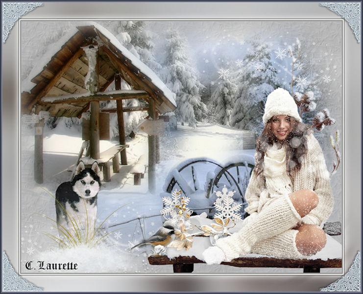 Défit hiver n°2 angel