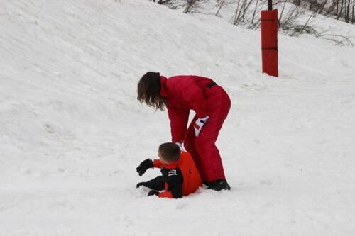 Ski à St François Longchamp