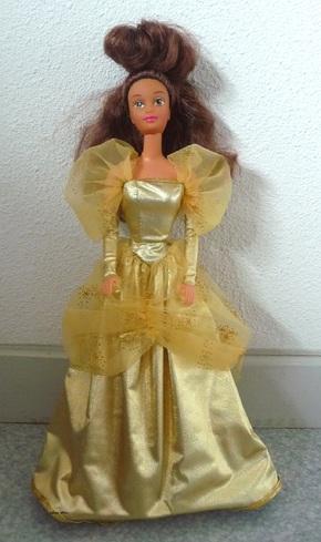 Belle, Disney Classics, de Mattel (1992)