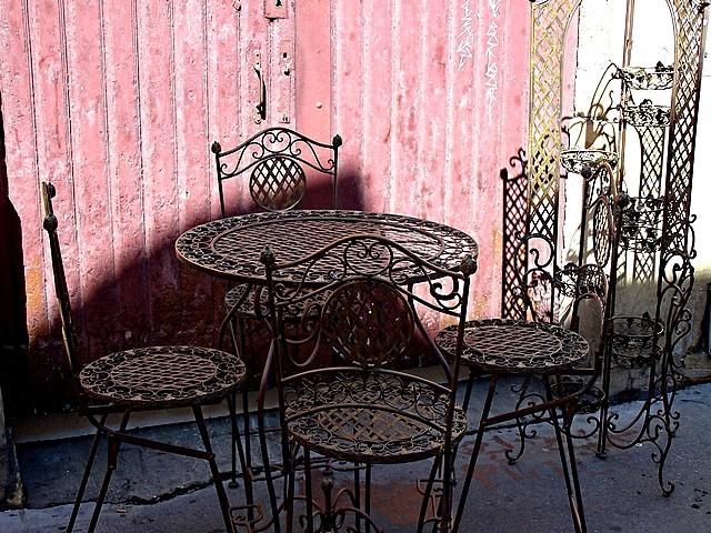 21 Sièges et chaises 6 Marc de Metz 12 05 2012