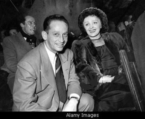Edith et Jean-L pour France Soir