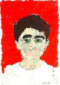 Portraits POINTILLISME(suite)