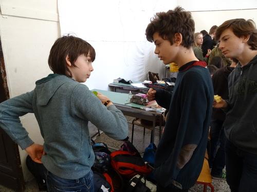 Rencontre franco-italienne (2)