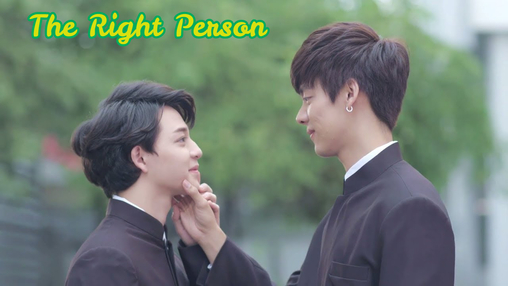 The Right Person