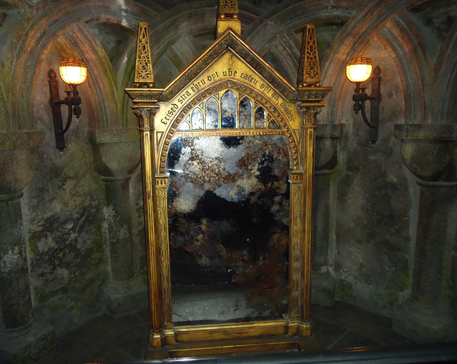 Le miroir du ris d pottermoremania for Le miroir des courtisanes