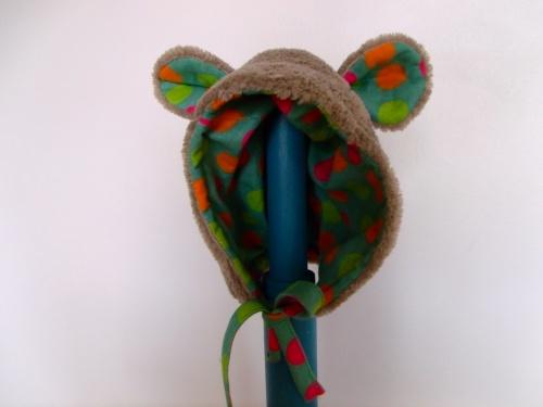 Bonnet ourson