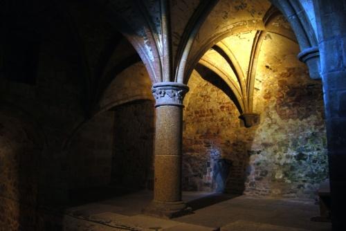 Autres salles de l'abbaye