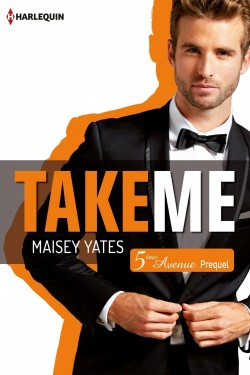Couverture de 5ème Avenue, Tome 0 : Take Me